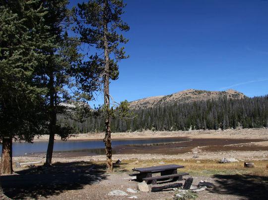 Trial Lake Utah