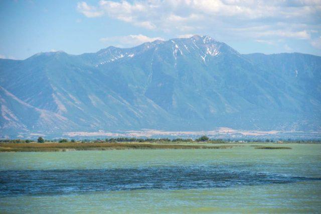 Utah Lake Utah