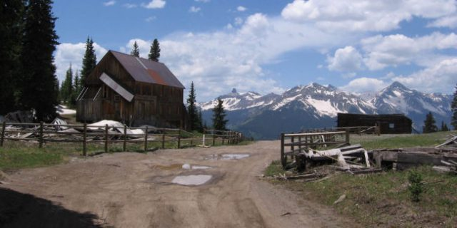Alta Colorado Ghost Town