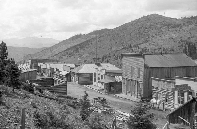 Apex Best Ghost Towns in Colorado