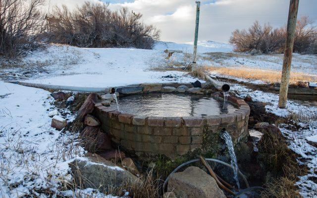 Best Alkali Hot Springs in Nevada