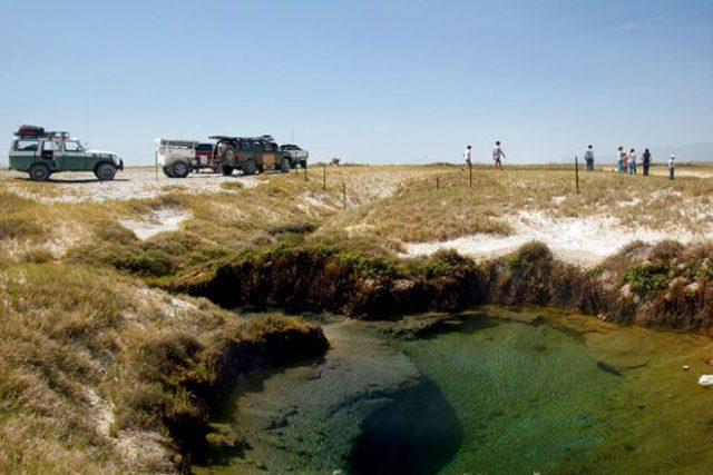 Best Black Rock Hot Springs in Nevada