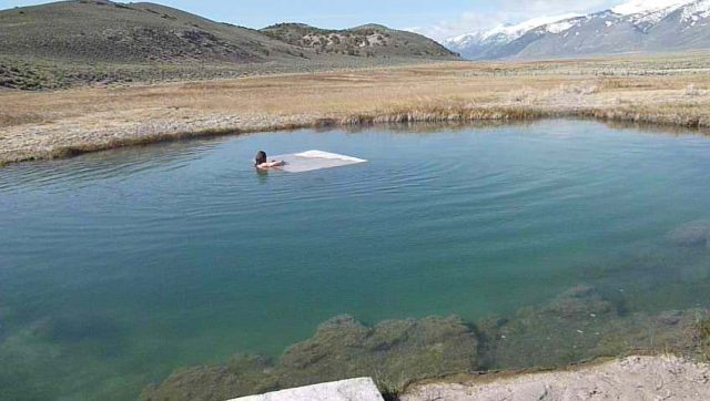 Best Ruby Valley Hot Springs in Nevada