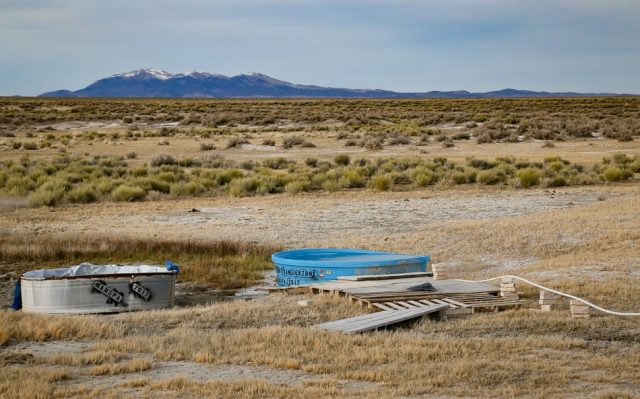 Best Smith Creek Valley Hot Springs in Nevada