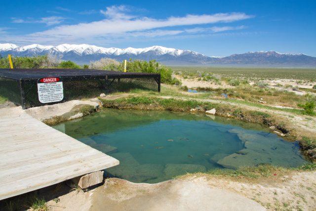 Best Spencer Hot Springs in Nevada