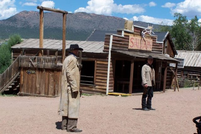 Buckskin Joe Colorado Ghost Town