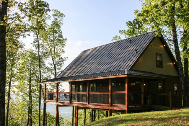 Buffalo River Vacations Treehouse Gateways in Arkansas