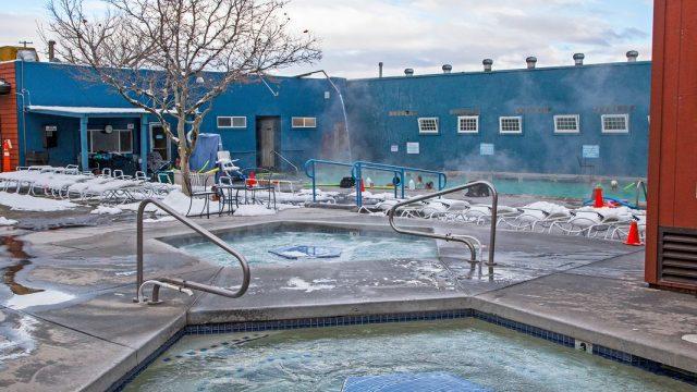 Carson Hot Springs Nevada