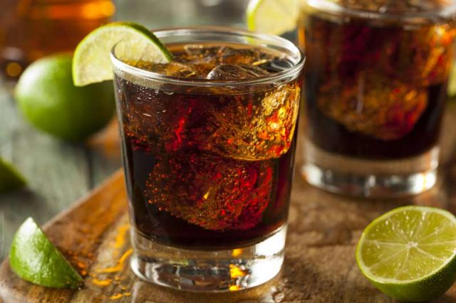 Cuba Libre Popular Cuban Rum Drinks