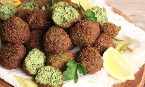 Falafel Jordanian Food