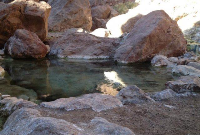 Gold Strike Hot Springs in Nevada