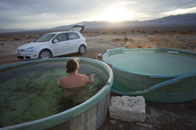 Kyle Hot Springs Nevada