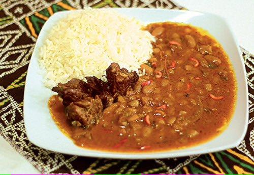 Loso na Madesu Congolese Food