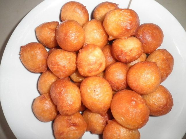 Mikate Congolese Traditional Food
