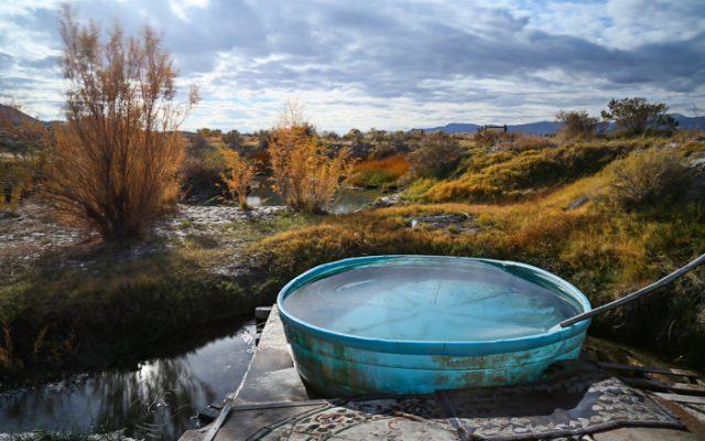 Natural Hot Springs in Nevada