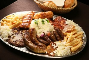 Serbian Foods
