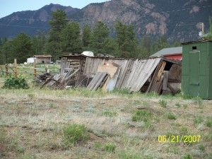Tarryall Colorado Ghost Town