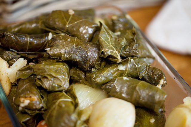 Algerian Vegetarian Food