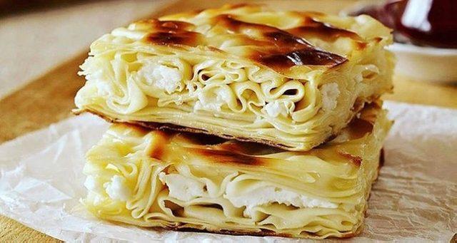 Bourek Popular Algerian Foods