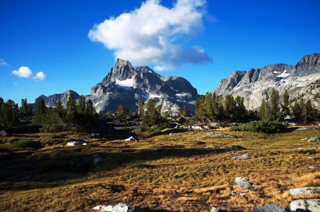 John Muir Mariposa California Yosemite Hiking Trail