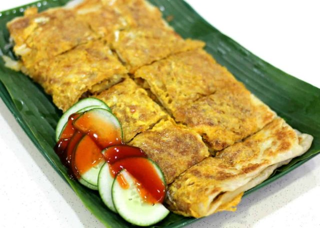Murtabak Saudi Arabia Food