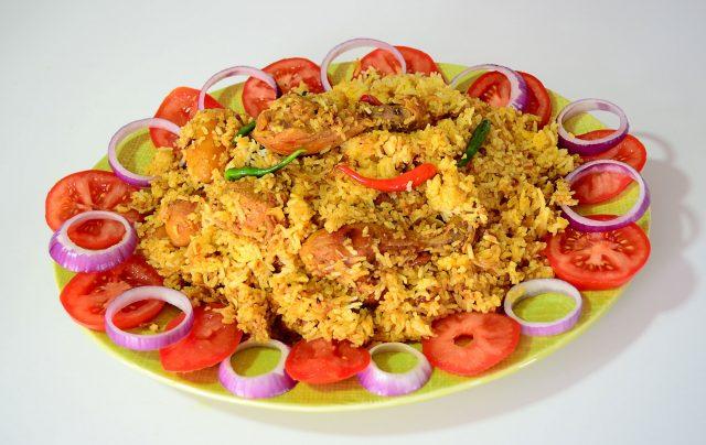 Bhuna Khichudi Bangladeshi Food