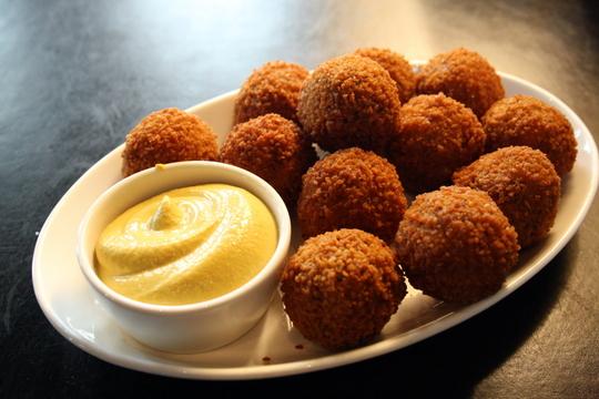 Bitterballen Traditional Meatball Fry Dutch Foods