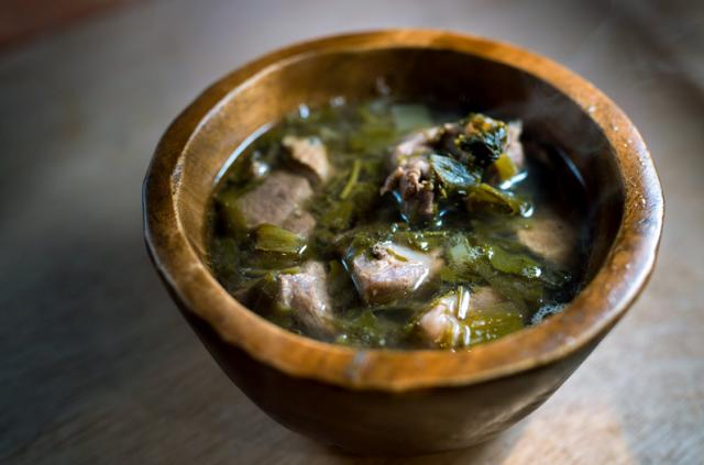 ChakapuliGeorgian Food