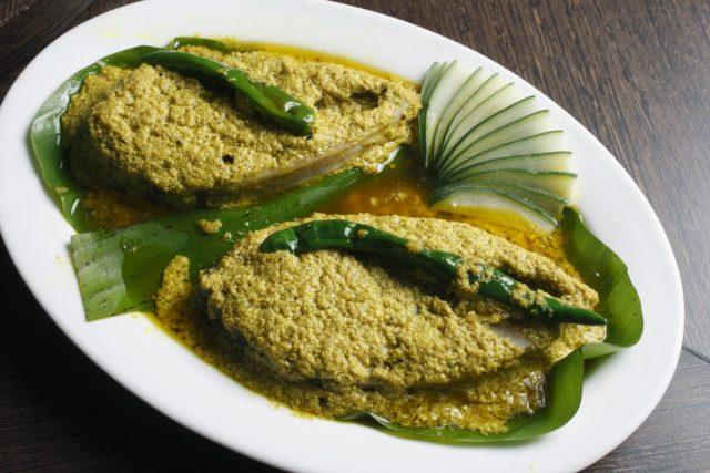 Dhakai Paturi Bangladeshi Food