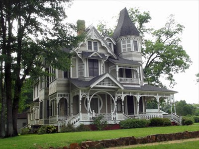 Downes Aldrich Haunted House Haunted Place in Texas