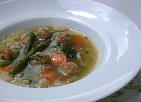 Dutch Meat Soup Authentic Dutch Dinner Food