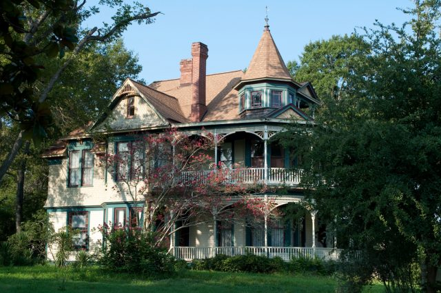 F.W. Schuerenberg House Most Haunted Places in Texas