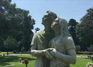 Forest Lawn Cemetery Haunted Places in Beaumont