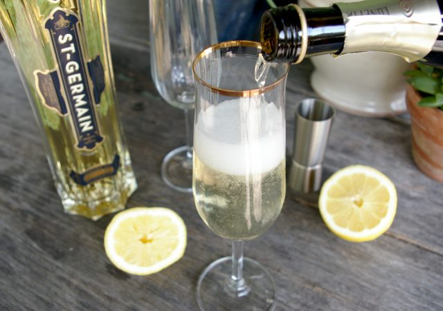 French 77 Drink