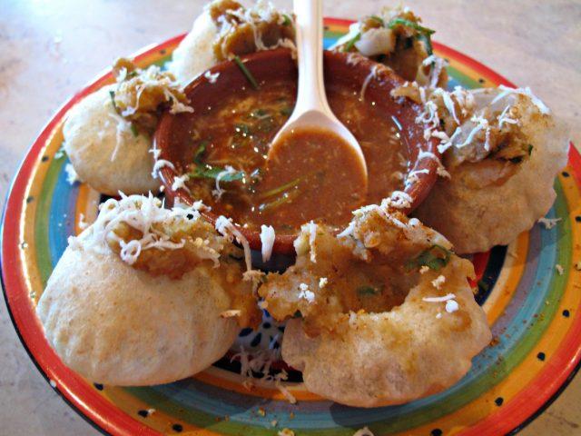 Fuska Bangladeshi Street Food