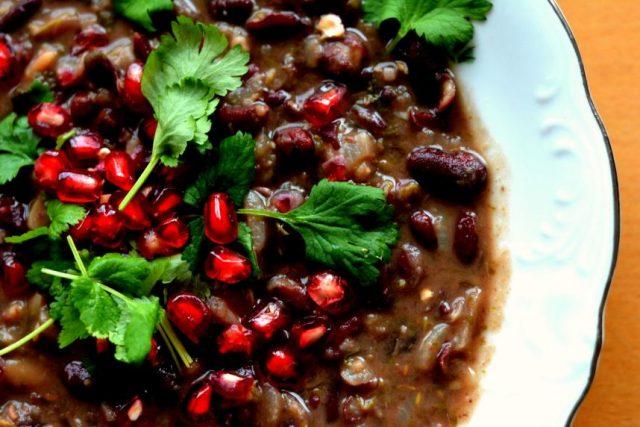 Lobio Georgian Food