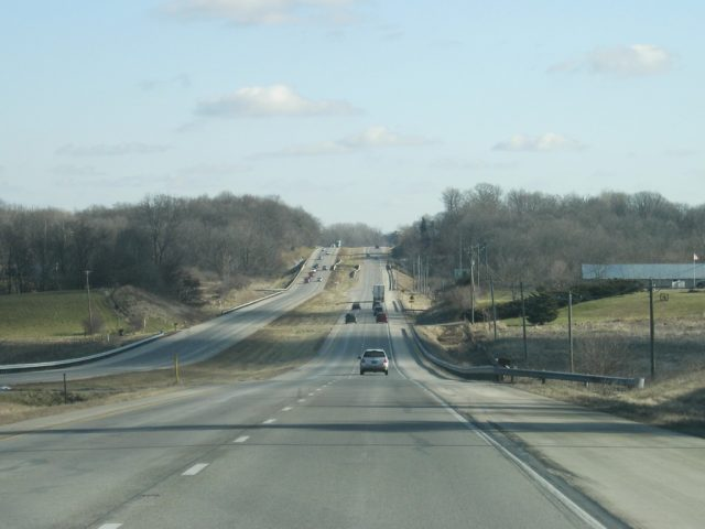 Longest Highway in the US-30