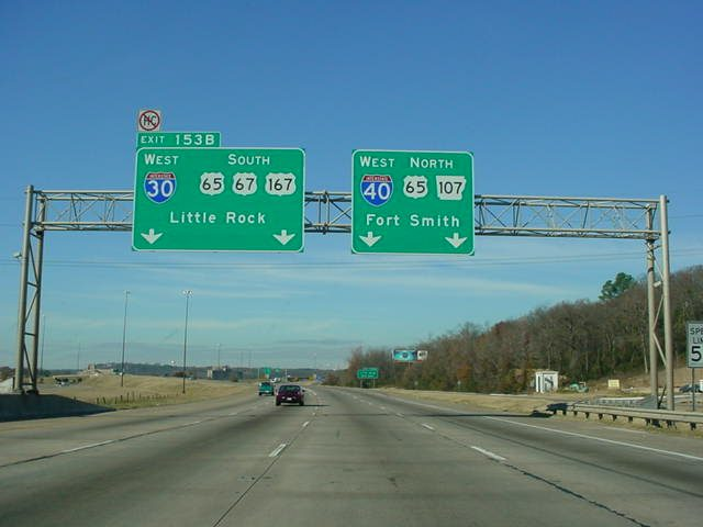 Longest Highway in the US I-40