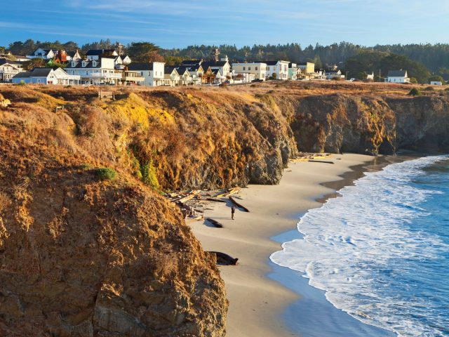 Mendocino Long Weekend Trips from San Francisco