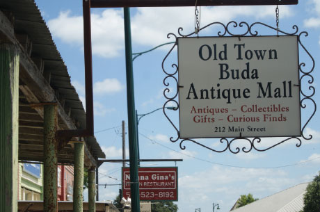Old Town Buda Antique Mall Most Haunted Places in Texas