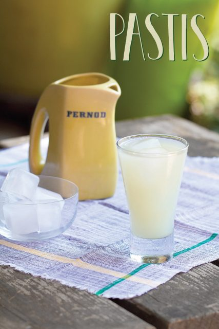Pastis French Drink