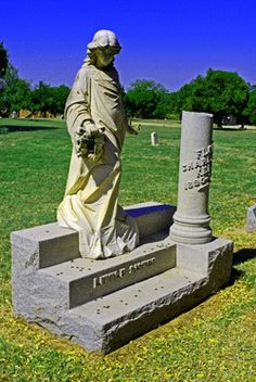 Riverside Cemetery Haunted Places in Wichita Falls