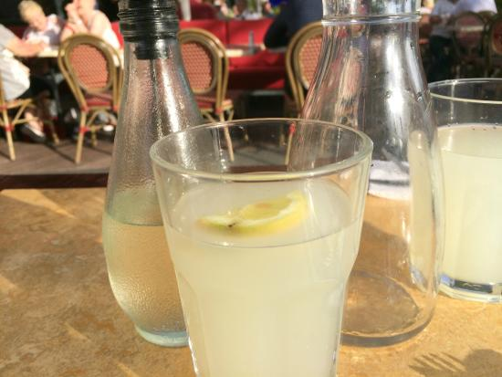 Sous Citron French Non Alcoholic Drink