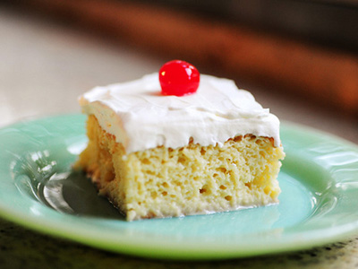 Tres Leches Mexican Dessert Cake for Cinco De Mayo