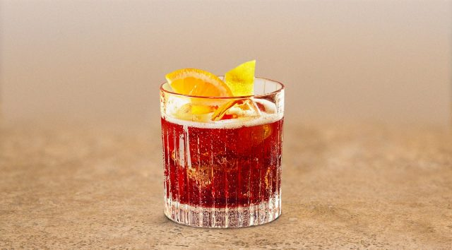 Americano Classic Italian Cocktail