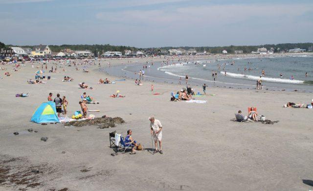 Best Kennebunk Beach Maine