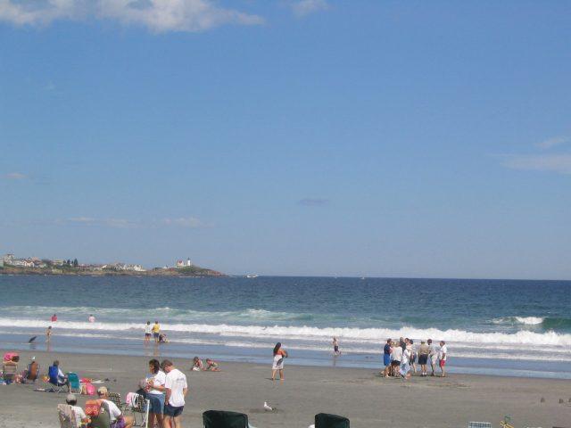 Best Long Sands Beach of Maine