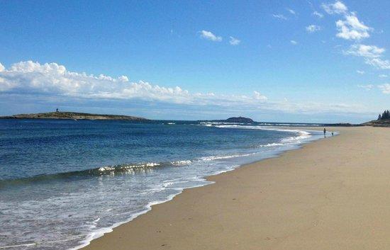 Best Popham Beach State Park in Maine