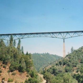 Forestholl Bridge Tallest in America
