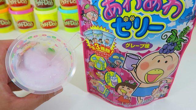 Japanese Awa Awa Jelly Drink